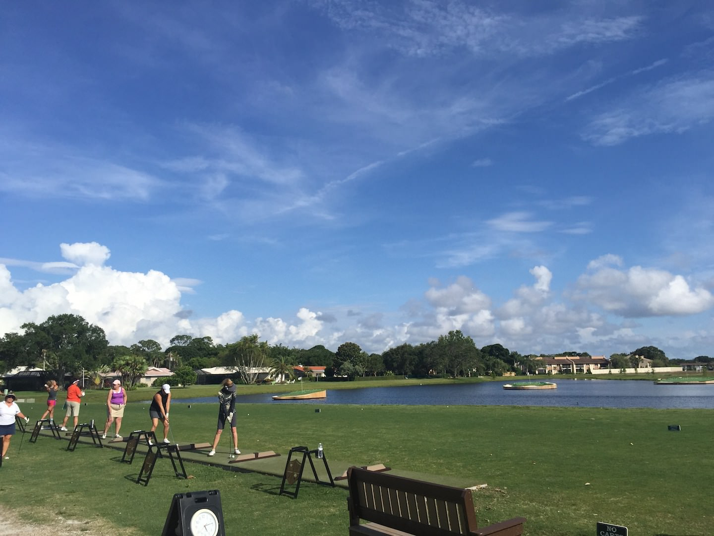 The redesigned Palms Golf Course at Forest Lakes is a must for any Sarasota golfer looking for a challenging course in beautiful surroundings. #golf #florida #sarasota #bestgolfcoursestoplay