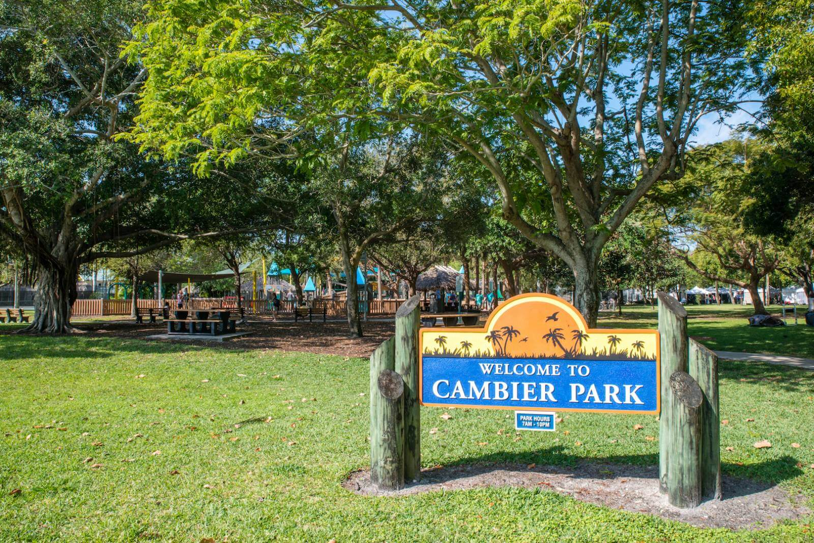 Cambier Park Naples, Florida things to do. Photo by Jennifer Brinkman.