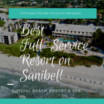 Whether you're seeking a romantic getaway for two or an adventure-filled vacation for the entire family, Sundial Beach Resort & Spa on Sanibel Island is the perfect setting. #vacation #Florida #Sanibel #Resorts #bea