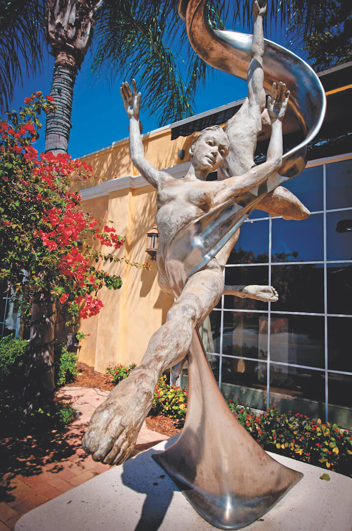Naples is named the #1 Small Arts Town in America. There over 100 art galleries in the Surprising Facts About Naples, Marco Island and Everglades City. Greater Naples area alone! Photo by Debi Pittman Wilkey