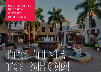 If you love designer names but don't like the prices, you'll appreciate the Outlet Shops at Fort Myers. Here's where to find up to 70% discount on top brands! Must Do Visitor Guides, MustDo.com