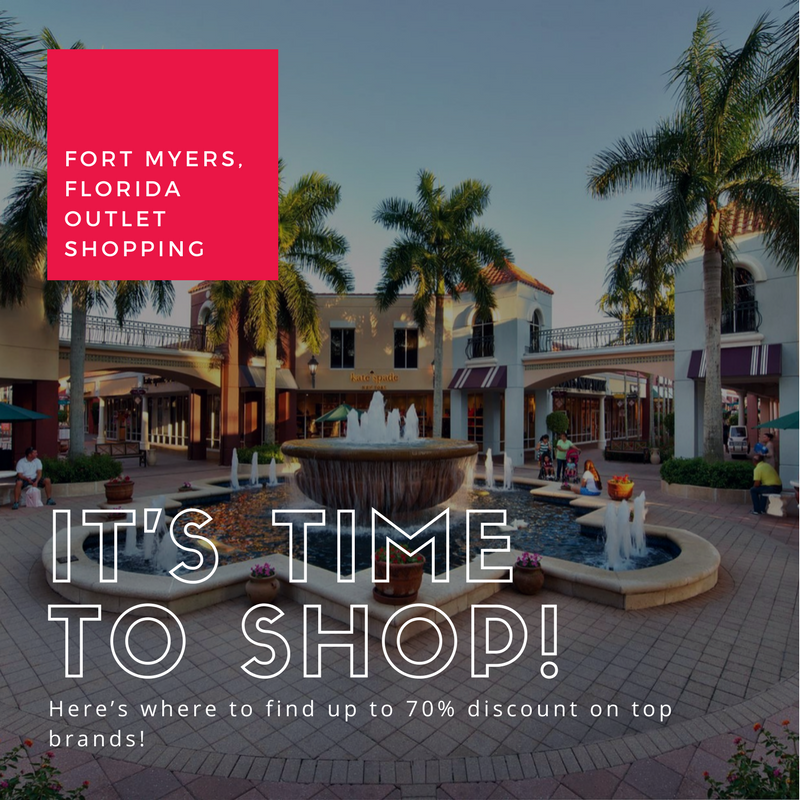 da1fb93f0 Outlet Shopping around Fort Myers Beach | Must Do Visitor Guides