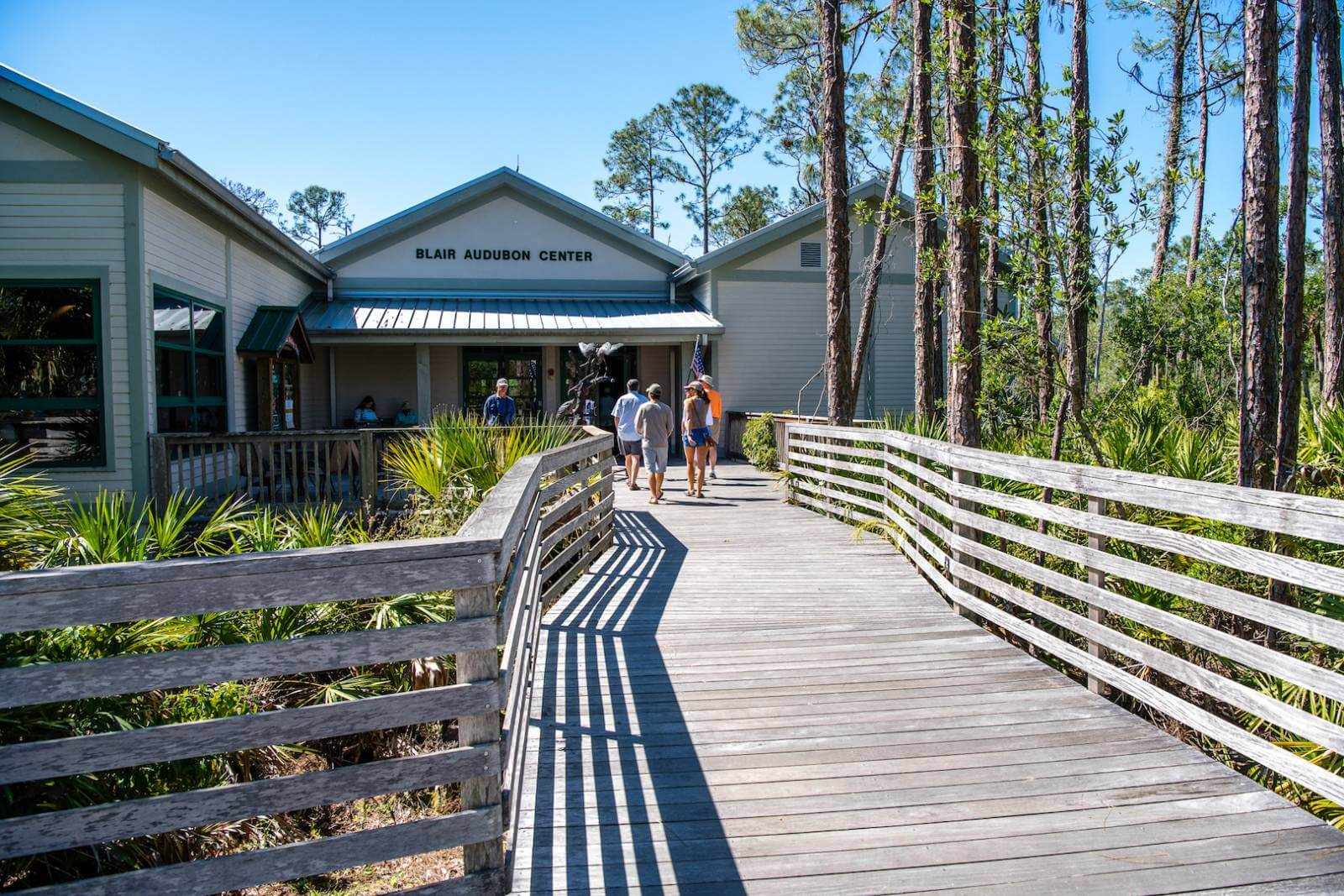 Blair Audubon Center at Corkscrew Swamp Sanctuary in Naples, Florida has a wonderful program of wildlife-related events, talks, guided walks, stargazing, after hours events, and educational activities. Photo by Jennifer Brinkman | Must Do Visitor Guides, MustDo.com