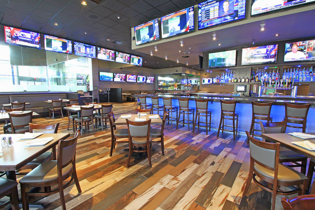 With 65+ TV screens and Happy Hour daily, GameTime Sports Bar is a popular spot for gathering to watch your favourite sports.