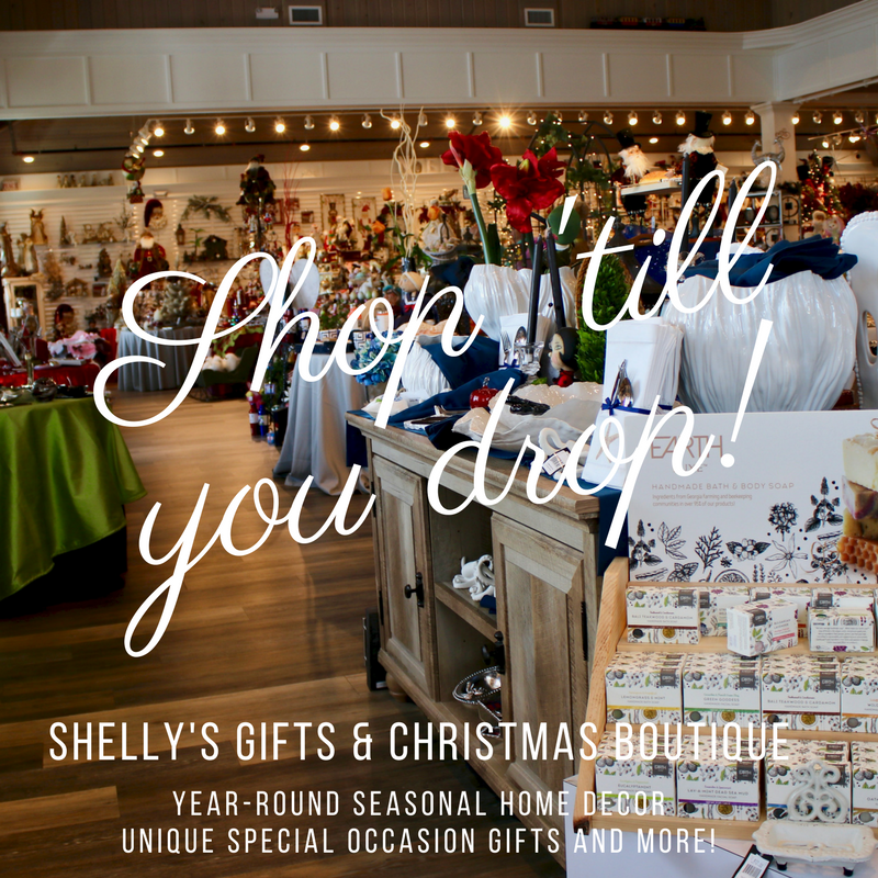 Shelly's Gifts & Christmas boutique is a unique Sarasota, Florida specialty gift shop is filled year-round with seasonal home décor, jewelry, entertaining, hostess, and special occasion gifts. Must Do Visitor Guides, MustDo.com