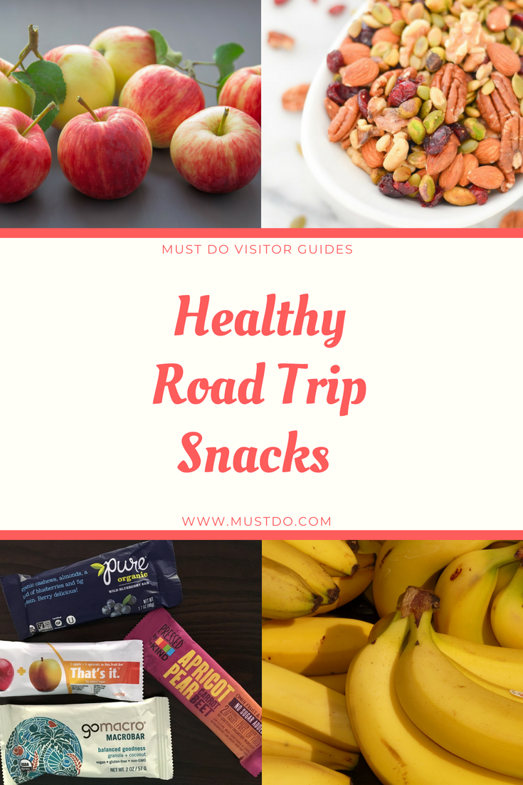 Skip the fast food, here is a list of delicious, filling, nutritious foods that are easy to pack in your car for a road trip to Florida. Must Do Visitor Guides | MustDo.com