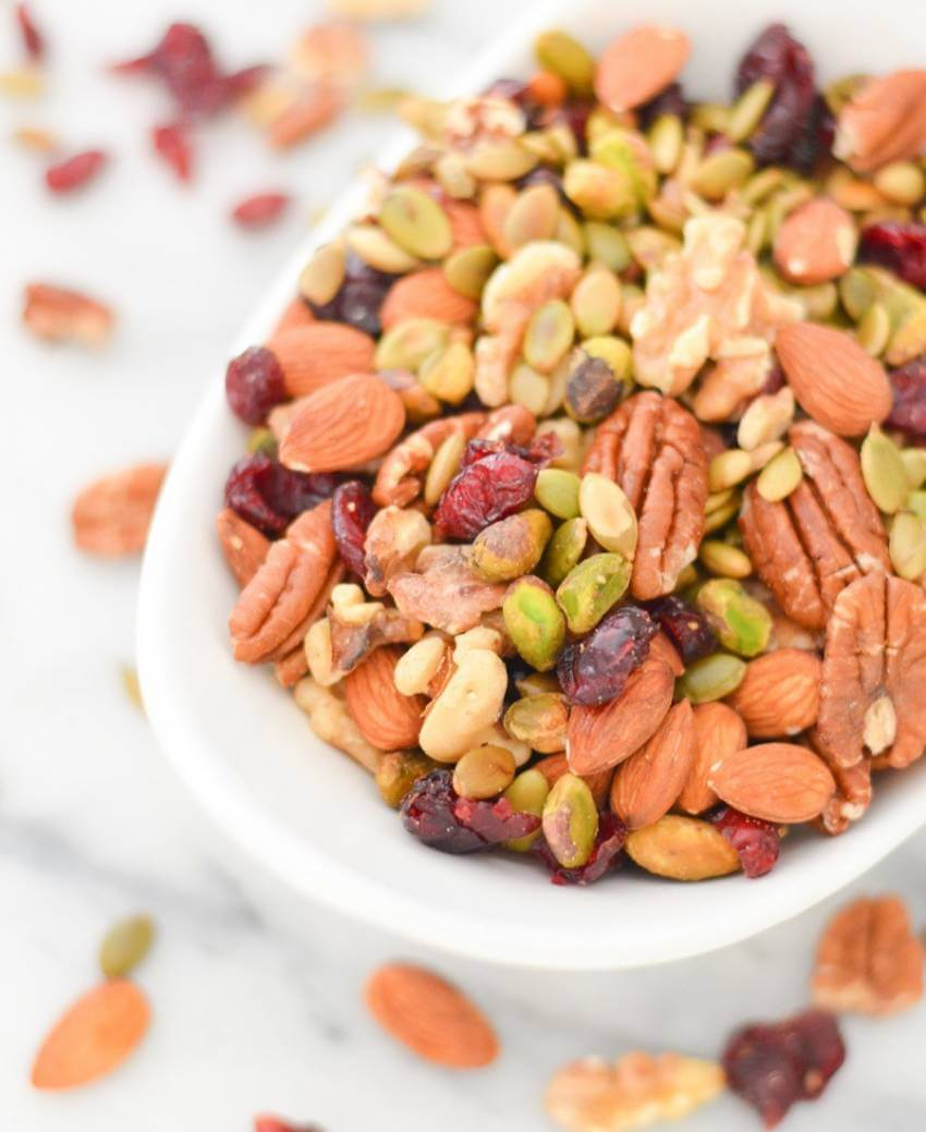 Nuts have a reputation for being high in fat and calories, but are actually healthy for you and provide plenty of fuel and energy on a road trip. Must Do Visitor Guides | MustDo.com