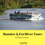 Take a wildlife, manatee, or sunset cruise along Fort Myers, Florida's Caloosahatchee and Orange Rivers to see birds, manatees, dolphins, and other wildlife. Must Do Visitor Guides.