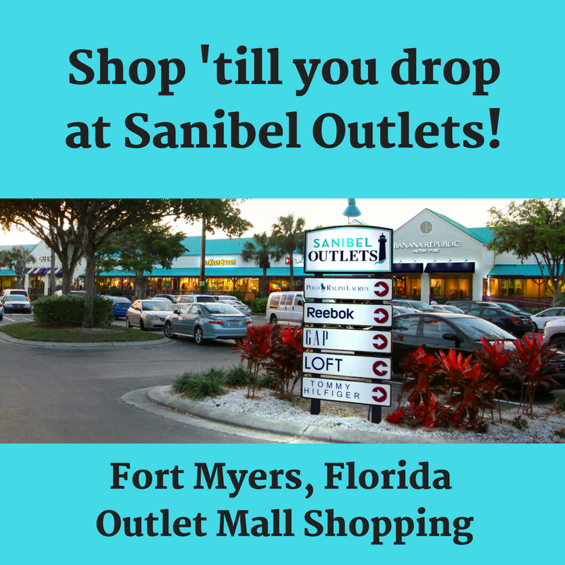 A collection of 40+ favorite designer brand shops offering adult and kids designer brand clothing, bags, and sporting goods at hugely discounted prices minutes from Sanibel, Florida. Must Do Visitor Guides.