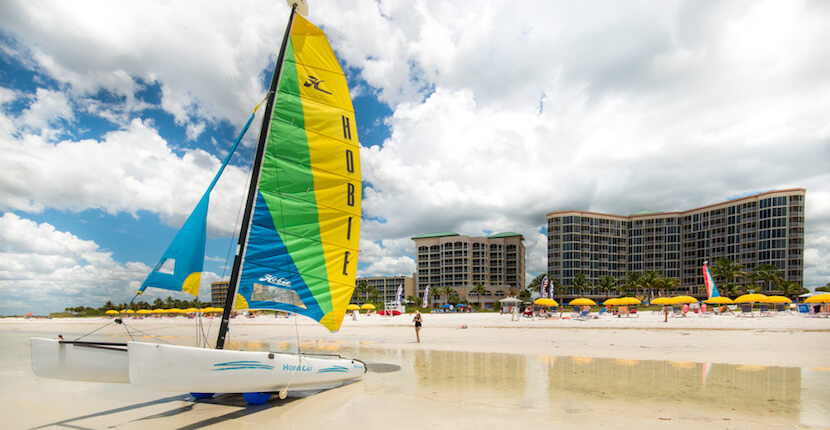 Holiday Water Sports located on Fort Myers Beach, Florida offers a variety of fun water sport activities including boat, WaveRunner, kayak, and stand-up paddleboard rentals and tours. | Must Do Visitor Guides, MustDo.com