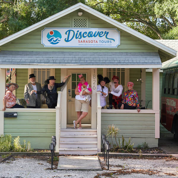 Discover Sarasota Tours offer 90-minute themed trolley tours that are hosted by entertaining guides and offer an educational and entertaining perspective into the people and places that shaped Sarasota, Florida. Must Do Visitor Guides | MustDo.com