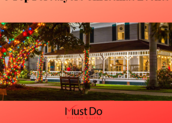 Places to Visit in Fort Myers, Florida for the 2018 Holidays including Edison & Ford Estates, Fort Myers Beach Boat Parade, Festival of Trees and more. Must Do Visitor Guides