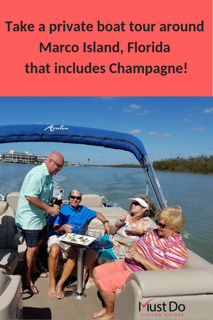 Marco Private Champagne Eco Boat Tours Must Do Visitor