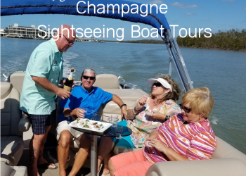 See wildlife, go shelling, and explore the waterways around Marco Island, Florida while sipping champagne on a private eco tour with Backwater Adventures. Must Do Visitor Guides, MustDo.com