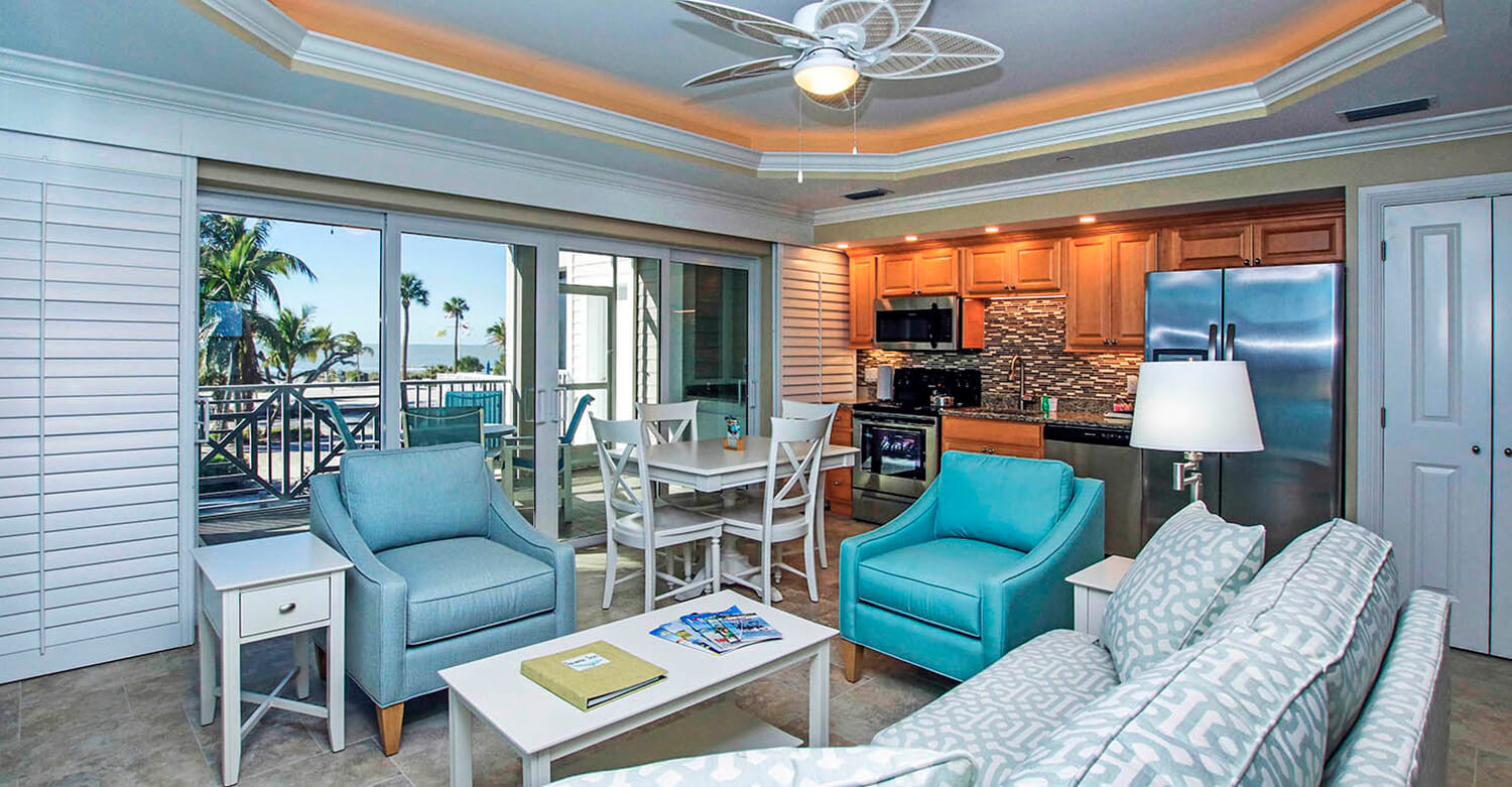 Enjoy Gulf-front accommodation, award-winning dining, guided beach walks, and thoroughly modern amenities at the historic Island Inn on Sanibel Island, Florida. Must Do Visitor Guides, MustDo.com