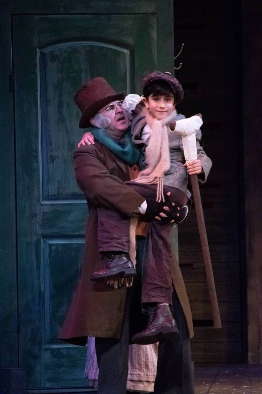 A Christmas Carol, Florida Repertory Theatre in downtown Fort Myers is one of the top repertory theaters in the USA, this renovated gem has a full program including comedy and drama. Must Do Visitor Guides | MustDo.com.