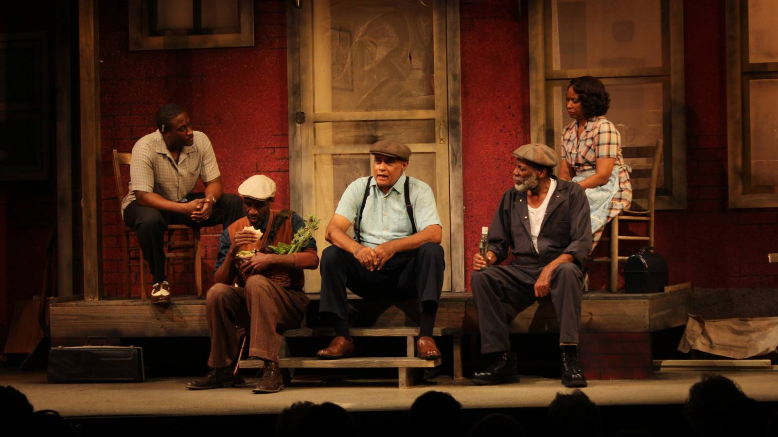 August Wilson's Fences, Florida Repertory Theatre in downtown Fort Myers is one of the top repertory theaters in the USA, this renovated gem has a full program including comedy and drama. Must Do Visitor Guides | MustDo.com.