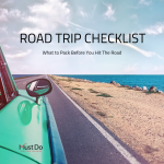 Road Trip Checklist Infographic. Must Do Visitor Guides Southwest Florida travel tips and things to do. MustDo.com.