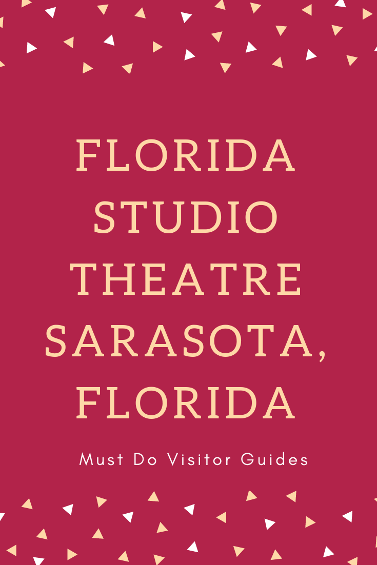 Florida Studio Theatre in Sarasota. Contemporary non-profit theater in downtown Sarasota, Florida offers intimate performances with Broadway, Off-Broadway, Improv, and Children's Theater performances. Must Do Visitor Guides | MustDo.com