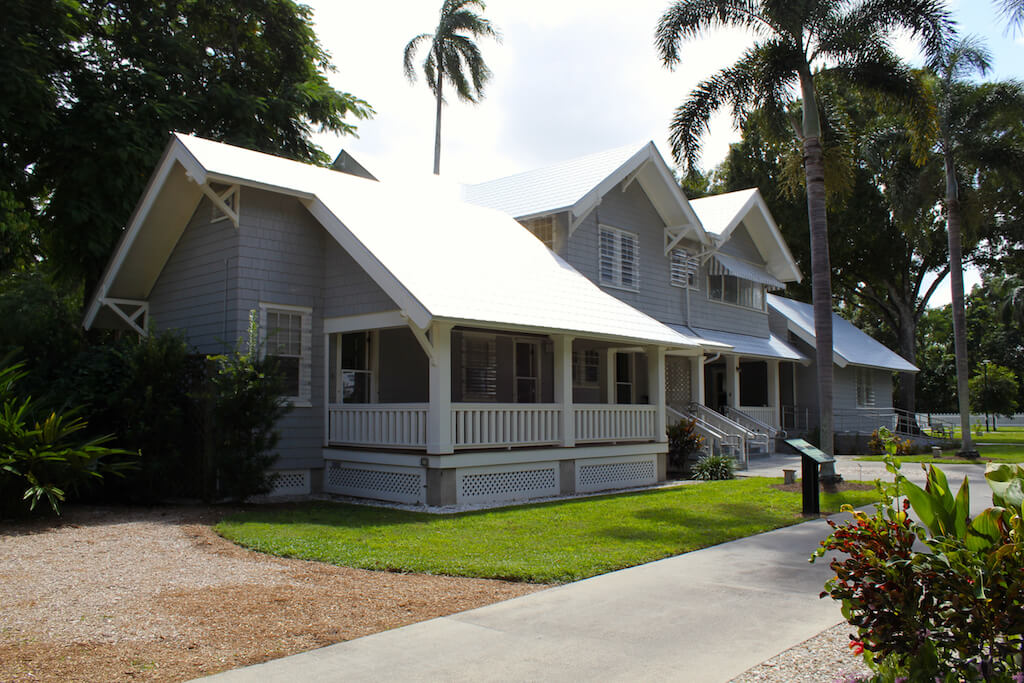 Tour two of Southwest Florida's top historic homes at Edison & Ford Winter Estates in Fort Myers, Florida USA. Must Do Visitor Guides | MustDo.com.