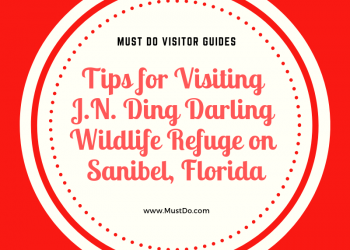 Tips for visiting J.N. Ding Darling Wildlife Refuge on Sanibel, Florida. Must Do Visitor Guides | MustDo.com