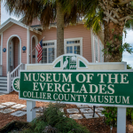 Museum of the Everglades is located near Naples in Everglades City, Florida with exhibits about the development of SW Florida, building of the Tamiami Trail, and how Hurricane Donna changed history. Photo by Jennifer Brinkman. Must Do Visitor Guides | MustDo.com
