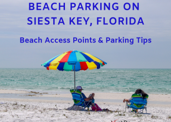 Siesta Beach on Siesta Key in Sarasota, Florida is consistently ranked in the top 10 in the nation because of its 99 percent pure-quartz white sand. Photo by Nita Ettinger. Must Do Visitor Guides | MustDo.com