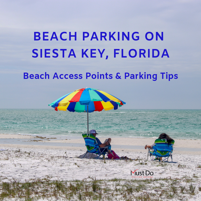 Siesta Key Beach Parking
