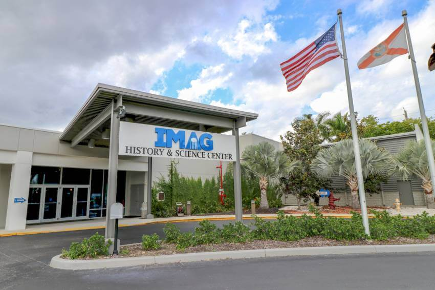 The IMAG History & Science Center in Fort Myers offers kids and adults the opportunity to create new experiences through the exploration of science, technology, engineering, mathematics (STEM), and history with an emphasis on Southwest Florida. Photo by Nita Ettinger. Must Do Visitor Guides   MustDo.com