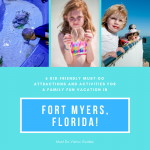 6 Kid-Friendly Must-Do Attractions and Activities for a Family Friendly Vacation in Fort Myers, Florida. Must Do Visitor Guides | MustDo.com