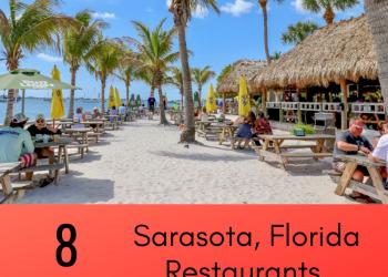 8 Sarasota Florida Restaurants with a View