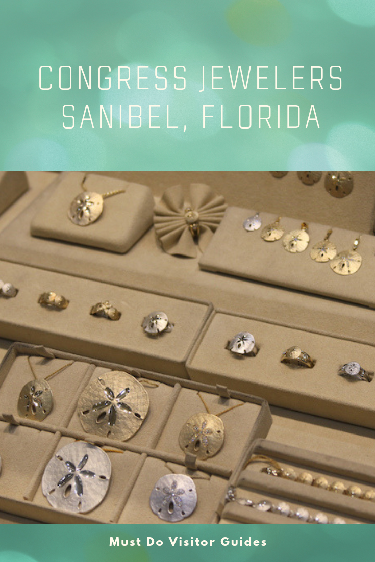Designer and signature island-inspired fine jewelry paired with personalized service and quality workmanship at Congress Jewelers on Sanibel, Florida. Must Do Visitor Guides