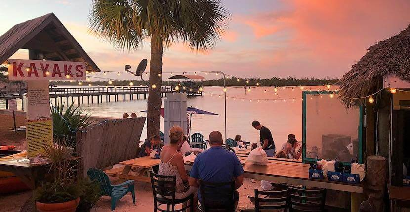 Capri Fish House, Experience Old Florida charm in a casual waterfront setting on the shores of Johnson Bay at Isles of Capri just minutes from Marco Island, Florida.