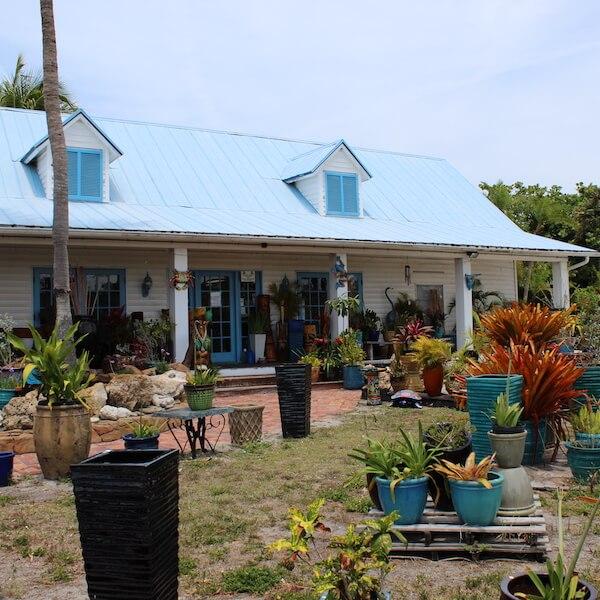 Beach Pottery Fort Myers Beach, Florida.