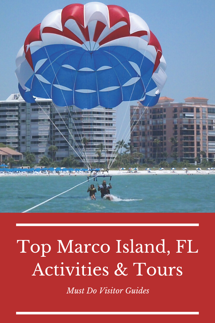 Top Marco Island, FL Activities & Tours From Everglades tours to watersports, here are the top tours and activities for a day of fun. Must Do Visitor Guides