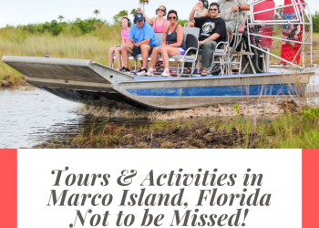 Tours & Activities in Marco Island, Florida Not to be Missed! From Everglades tours to watersports, here are the top tours and activities for a day of fun. Must Do Visitor Guides