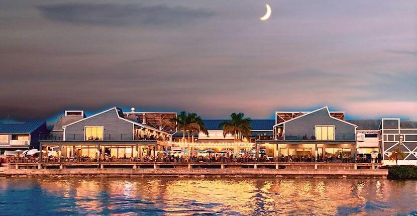 Fishermen's Village Resort, Shopping, Marina, and Vacation Villa Rentals in Punt Gorda, Florida.