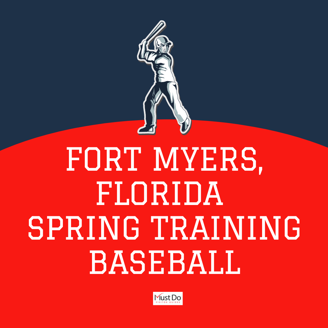 Fort Myers, Florida Spring Training Baseball. Boston Red Sox and Minnesota Twins call the Fort Myers, Florida their winter homes. Here's where to watch a MLB spring training game. Must Do Visitor Guides | MustDo.com