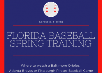 Where to Watch an Atlanta Braves, Baltimore Orioles, or Pittsburgh Pirates Spring Training Baseball Game. MLB Spring Training. Must Do Visitor Guides | MustDo.com