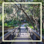 Ways to Explore Oscar Scherer State Park near Venice and Sarasota, Florida. Must Do Visitor Guides | MustDo.com