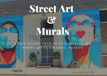 Street Art & Murals - A self-guided tour of cool street art and murals in Sarasota, Florida. Must Do Visitor Guides | MustDo.com