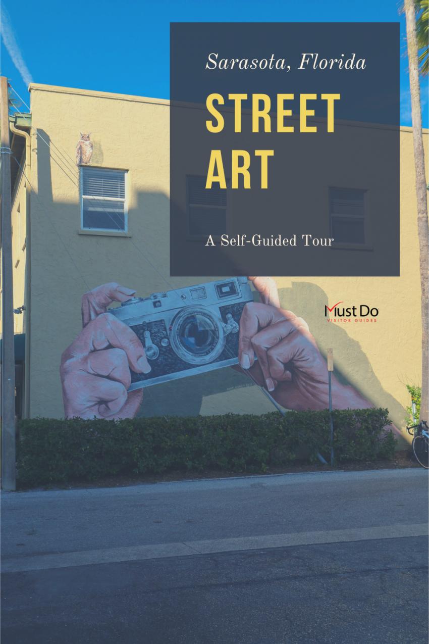 Sarasota, Florida street art - a self-guided tour. Must Do Visitor Guides | MustDo.com