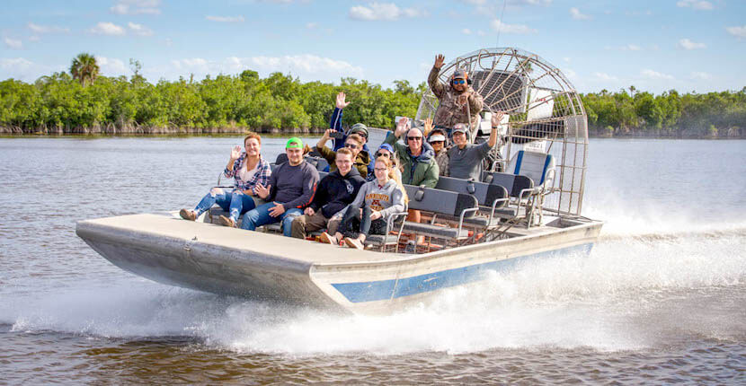 Wooten's Everglades Airboat Tours - Watch for alligators and other wildlife on a thrilling Everglades airboat tour or swamp buggy ride that is safe and fun for all ages.