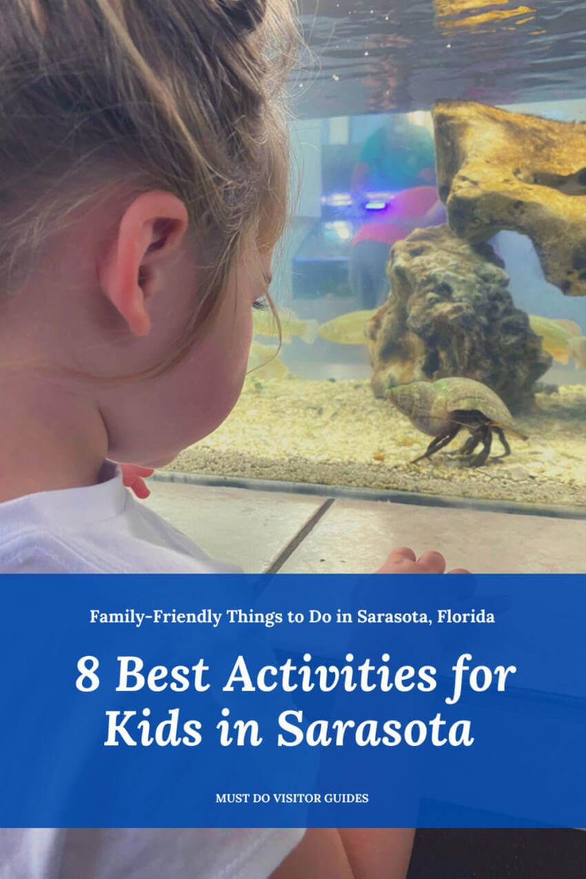 Family-Friendly Things to Do in Sarasota, Florida. 8 Best Activities for Kids in Sarasota. Must Do Visitor Guides | MustDo.com
