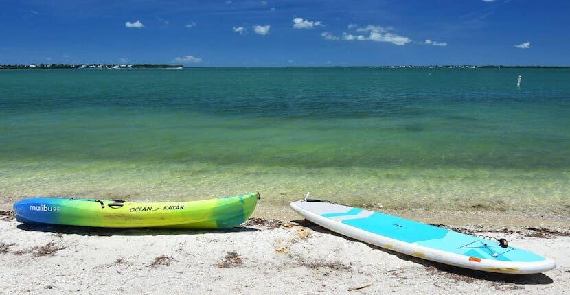Fort Myers Beach and Sanibel beach cruisers, adult and kids bike rentals, standup paddle board and kayak rentals. Rent by hour, day, or week. Free delivery!