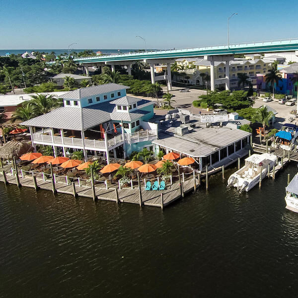 Matanzas on the Bay waterfront restaurant in Fort Myers Beach offers a wide array of mouthwatering fresh seafood, steaks, burgers, salads, chowders, and more.